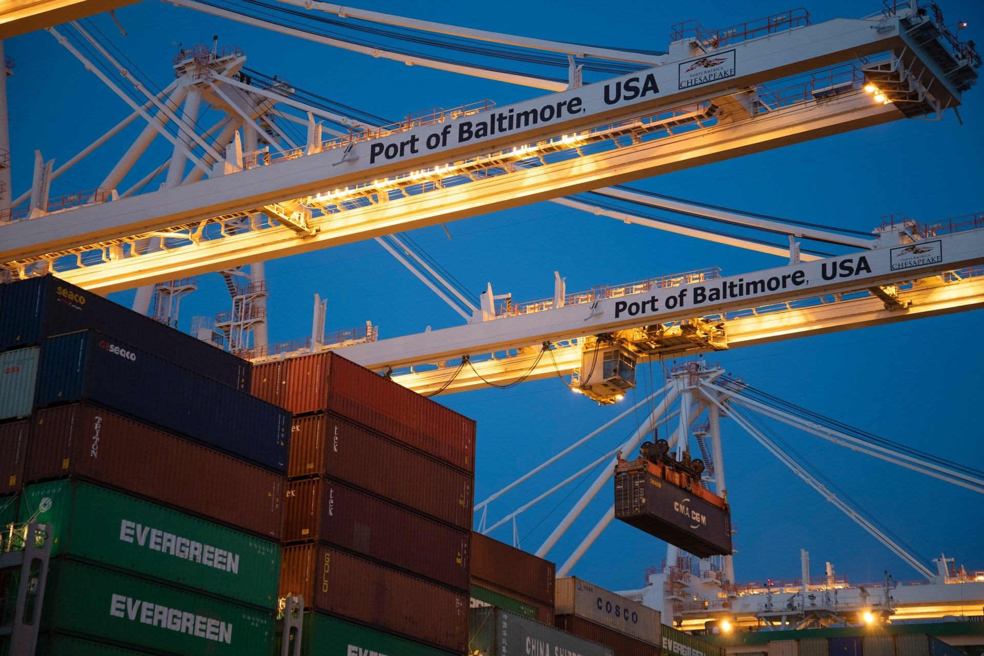 Maryland Cargo Shipping